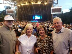 Doug attended An Evening With Chicago and Their Greatest Hits on Jun 30th 2021 via VetTix