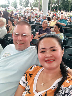 B-ford attended An Evening With Chicago and Their Greatest Hits on Jun 30th 2021 via VetTix