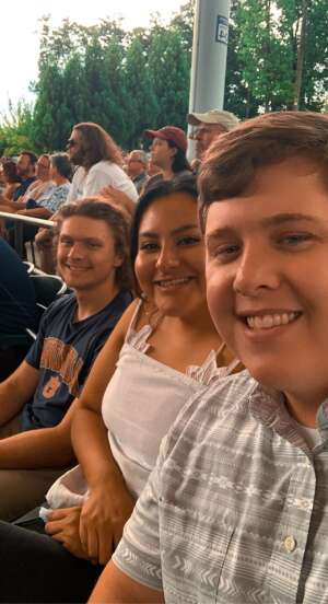 Bryce attended An Evening With Chicago and Their Greatest Hits on Jun 30th 2021 via VetTix
