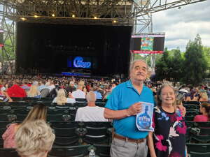 Lenny Pessin attended An Evening With Chicago and Their Greatest Hits on Jun 30th 2021 via VetTix