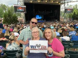 Joe, Patty, Karen attended An Evening With Chicago and Their Greatest Hits on Jun 30th 2021 via VetTix