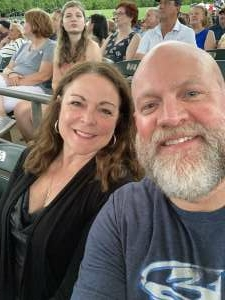 Eric attended An Evening With Chicago and Their Greatest Hits on Jun 30th 2021 via VetTix