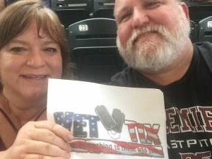 Scott C attended An Evening With Chicago and Their Greatest Hits on Jun 30th 2021 via VetTix