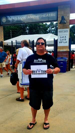 Charles attended An Evening With Chicago and Their Greatest Hits on Jun 30th 2021 via VetTix