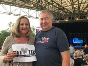 ogoble attended An Evening With Chicago and Their Greatest Hits on Jun 30th 2021 via VetTix