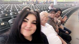 Charles Clark attended An Evening With Chicago and Their Greatest Hits on Jun 30th 2021 via VetTix