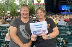 Patti E attended An Evening With Chicago and Their Greatest Hits on Jun 30th 2021 via VetTix