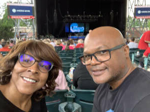 Jimmie Mines attended An Evening With Chicago and Their Greatest Hits on Jun 30th 2021 via VetTix