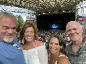 Jim B attended An Evening With Chicago and Their Greatest Hits on Jun 30th 2021 via VetTix