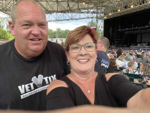 Geoff Percival attended An Evening With Chicago and Their Greatest Hits on Jun 30th 2021 via VetTix