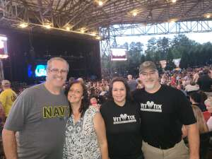 Gerald D attended An Evening With Chicago and Their Greatest Hits on Jun 30th 2021 via VetTix