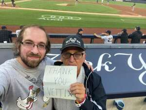 Click To Read More Feedback from New York Yankees vs. Boston Red Sox - MLB - Premium Seating