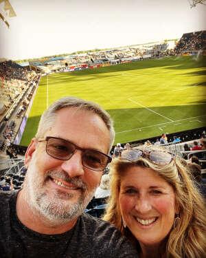 Kerri Harmon attended Philadelphia Union vs. Columbus Crew - MLS on Jun 23rd 2021 via VetTix