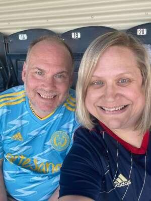 Todd attended Philadelphia Union vs. Columbus Crew - MLS on Jun 23rd 2021 via VetTix