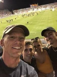 Steve S attended Philadelphia Union vs. Columbus Crew - MLS on Jun 23rd 2021 via VetTix