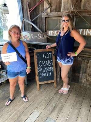 Melanie Williams attended Fredericksburg Crab Festival - Crabfest Pass on Jul 17th 2021 via VetTix