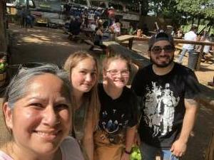 AJ attended Fredericksburg Crab Festival - Crabfest Pass on Jul 17th 2021 via VetTix