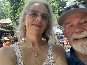 John Leatherman  attended Fredericksburg Crab Festival - Crabfest Pass on Jul 17th 2021 via VetTix