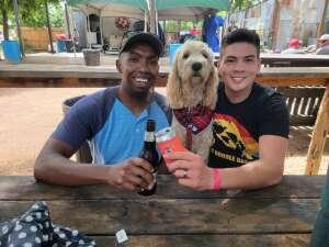 Mike attended Fredericksburg Crab Festival - Crabfest Pass on Jul 17th 2021 via VetTix