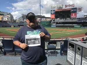 Click To Read More Feedback from Washington Nationals vs. Toronto Blue Jays - MLB