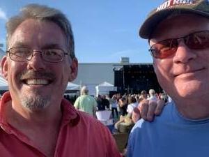 Steve attended Night Ranger on Jul 11th 2021 via VetTix