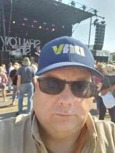Matt attended Night Ranger on Jul 11th 2021 via VetTix