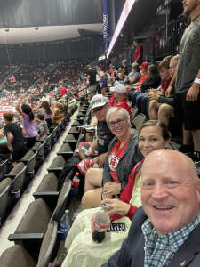John attended Jacksonville Sharks vs. Albany Empire - National Arena League on Jun 26th 2021 via VetTix