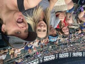 Mike McKnight attended Colorado Rockies vs. Milwaukee Brewers - MLB on Jun 18th 2021 via VetTix