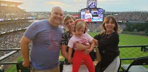 Greg B attended Colorado Rockies vs. Milwaukee Brewers - MLB on Jun 18th 2021 via VetTix