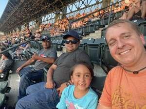 MikeW attended Colorado Rockies vs. San Diego Padres - MLB on Jun 14th 2021 via VetTix