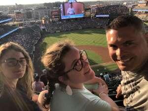 Mike attended Colorado Rockies vs. San Diego Padres - MLB on Jun 14th 2021 via VetTix