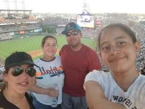 H. Reinor attended Colorado Rockies vs. San Diego Padres - MLB on Jun 14th 2021 via VetTix