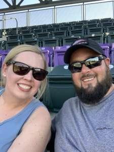 Bill attended Colorado Rockies vs. San Diego Padres - MLB on Jun 14th 2021 via VetTix
