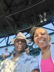 Kenneth attended Colorado Rockies vs. San Diego Padres - MLB on Jun 14th 2021 via VetTix