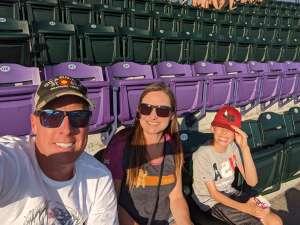 Mark attended Colorado Rockies vs. San Diego Padres - MLB on Jun 14th 2021 via VetTix