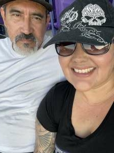 Sonia attended Colorado Rockies vs. San Diego Padres - MLB on Jun 14th 2021 via VetTix