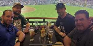 Scott Hillyer attended Colorado Rockies vs. San Diego Padres - MLB on Jun 14th 2021 via VetTix