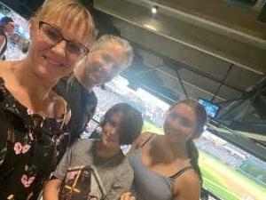 Gary attended Colorado Rockies vs. San Diego Padres on Jun 15th 2021 via VetTix