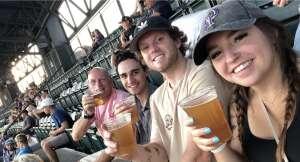 Jonathan  attended Colorado Rockies vs. San Diego Padres on Jun 15th 2021 via VetTix