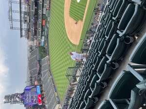 Dave Kiefer attended Colorado Rockies vs. Milwaukee Brewers - MLB on Jun 17th 2021 via VetTix