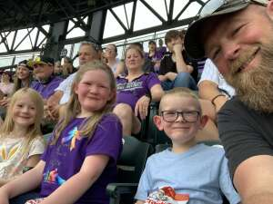 JPK attended Colorado Rockies vs. Milwaukee Brewers - MLB on Jun 17th 2021 via VetTix