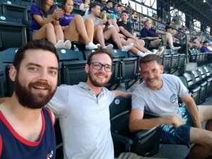 Msgtcallahan attended Colorado Rockies vs. Milwaukee Brewers - MLB on Jun 17th 2021 via VetTix