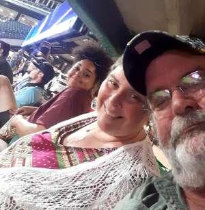 Jerry8691 attended Colorado Rockies vs. Milwaukee Brewers - MLB on Jun 17th 2021 via VetTix