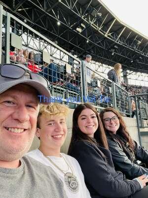 TommyG attended Colorado Rockies vs. Milwaukee Brewers - MLB on Jun 17th 2021 via VetTix