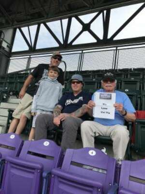 Click To Read More Feedback from Colorado Rockies vs. Milwaukee Brewers - MLB