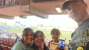 Susan Q attended Las Vegas Lights FC vs. San Antonio FC - USL on Jun 11th 2021 via VetTix