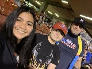 Nick attended Las Vegas Lights FC vs. San Antonio FC - USL on Jun 11th 2021 via VetTix