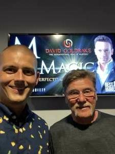 Ernst attended M is for MAGIC on Jul 3rd 2021 via VetTix