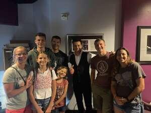 Joseph L attended M is for MAGIC on Jul 3rd 2021 via VetTix