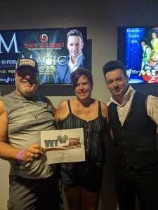 Ray Jason attended M is for MAGIC on Jul 3rd 2021 via VetTix